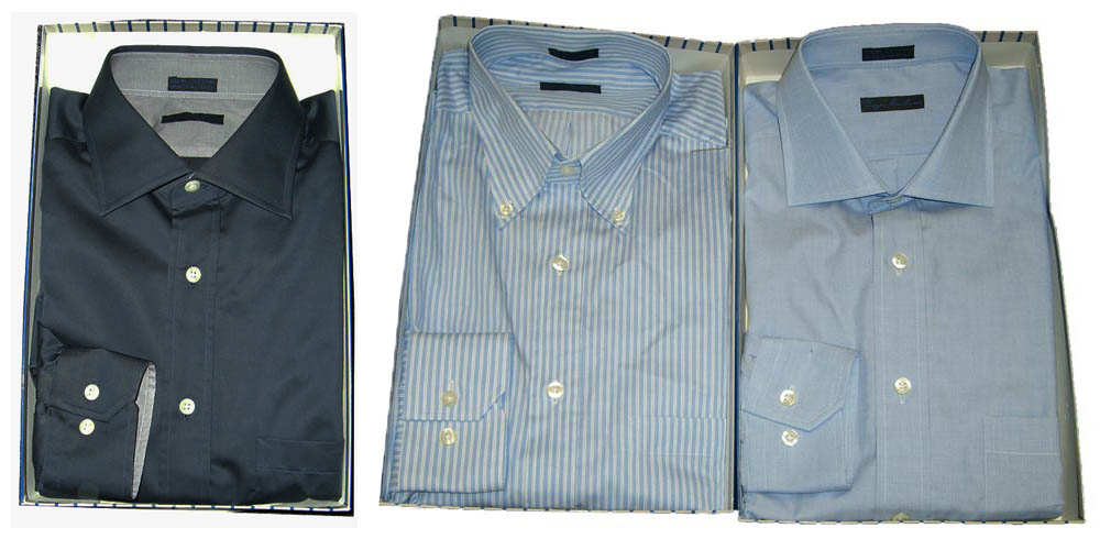 Enzo mantovani mens dress shirts with one right breast for Dress shirt no pocket