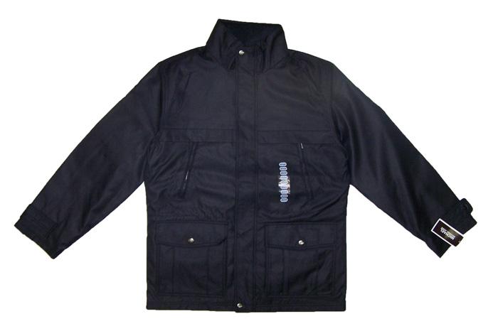 michael kors mens full zip winter jacket w removable lining black ebay. Black Bedroom Furniture Sets. Home Design Ideas