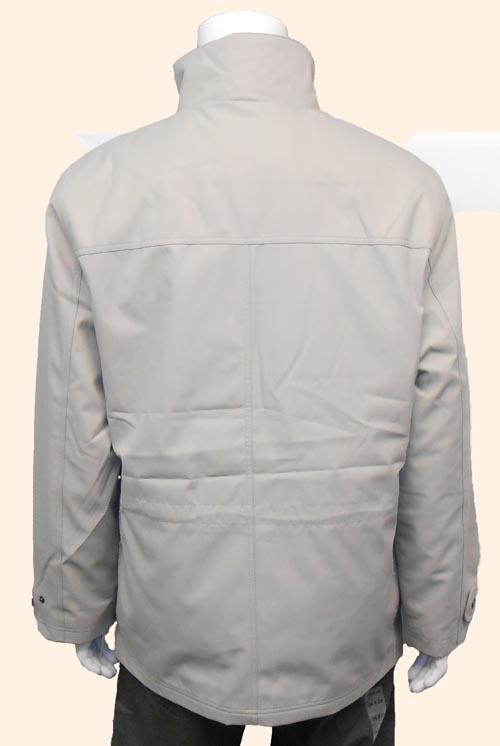 michael kors mens full zip winter jacket w removable lining string ebay. Black Bedroom Furniture Sets. Home Design Ideas
